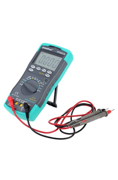 Auto Range LCD Digital Multimeter DMM